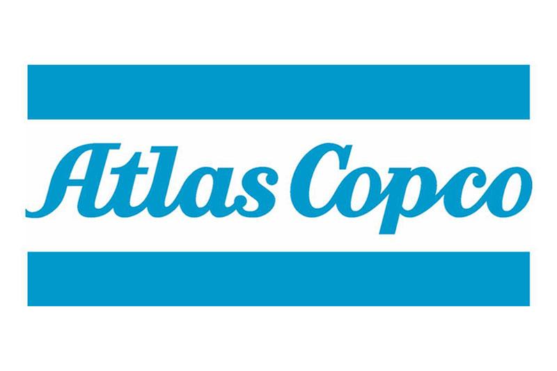 Referenzen Logo Atlas Copco