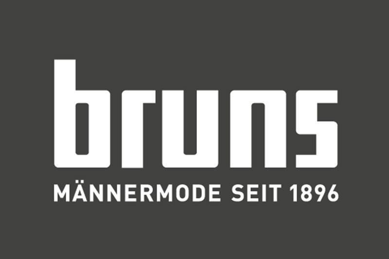 Referenzen Logo Bruns Männermode