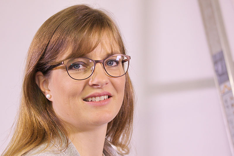Maren Kempf - Bereichsleitung Unterhaltsreinigung