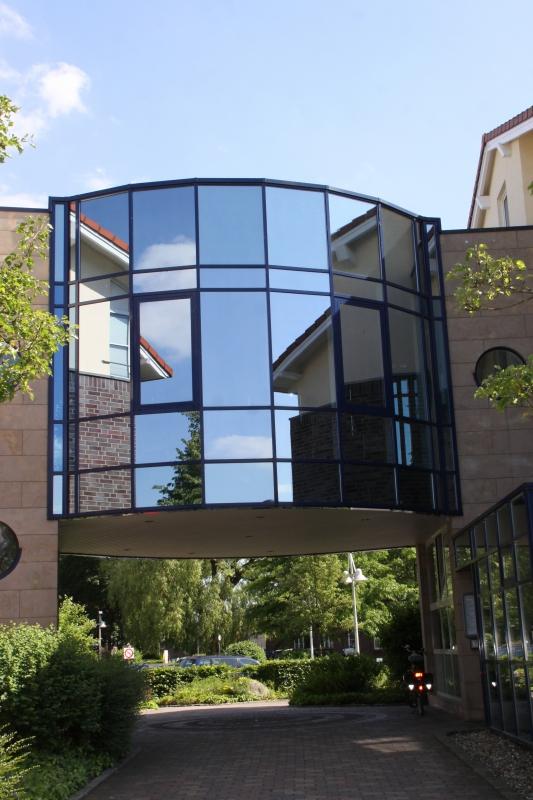 Fassade, Glasreinigung - TAMMINGA Gebäudereinigung