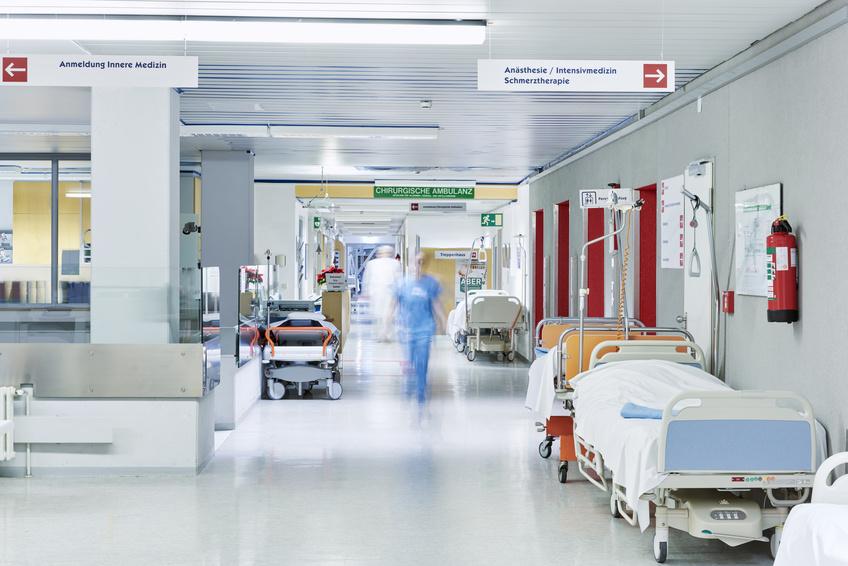 Reinigung von Krankenhäusern - Tamminga Gebäudereinigung